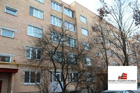 Двухкомнатная квартира на улице Октябрьская