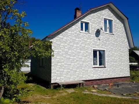 Продается дом на участке 6 соток Чеховский район, СНТ Химик-2