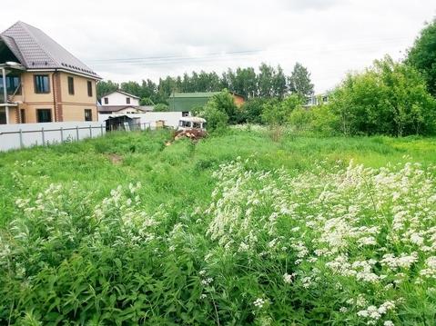 Продается земельный уч-ток в Балашиха г, Русавкино-Романово д