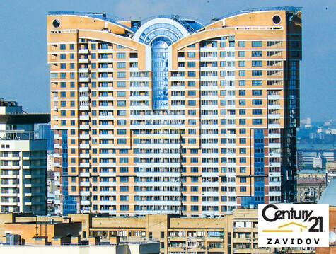 """3-комнатная квартира, 110 кв.м., в ЖК """"Академдом"""""""