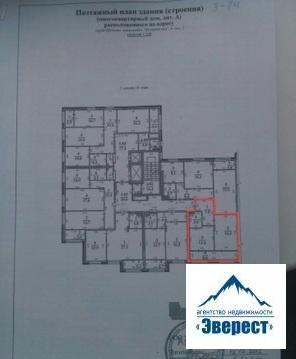 """1-комнатная квартира, 47 кв.м., в ЖК Микрорайон """"Богородский""""(г.Щелково)"""