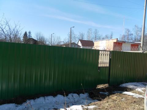 Продается земельный участок, г. Долгопрудный, мик-н Шереметьевский