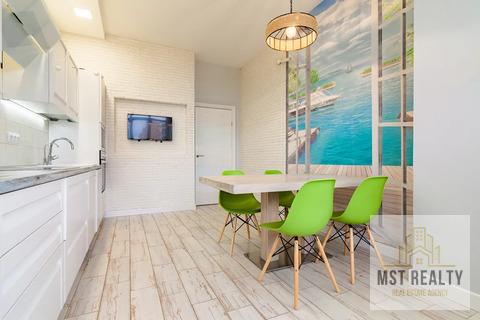 3-комнатная квартира, 83 кв.м., в ЖК «Березовая роща» Видное