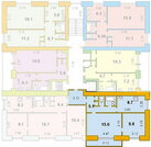 Электросталь, 2-х комнатная квартира, ул. Победы д.8 к1, 3220000 руб.