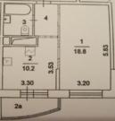 Воскресенское, 1-но комнатная квартира, Чечерский проезд д.128, 5550000 руб.