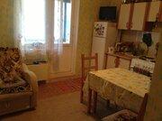Москва, 1-но комнатная квартира, ул. Брусилова д.35 к1, 4550000 руб.