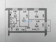 Люберцы, 3-х комнатная квартира, ул. Попова д.8, 4350000 руб.
