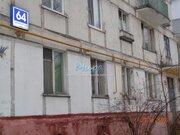 Предлагается двухкомнатная квартира недалеко от метро Первомайская. Б