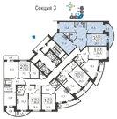 Долгопрудный, 3-х комнатная квартира, ул. Дирижабельная д.дом 1, корпус 21, 9294300 руб.