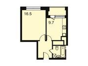 """Продается 1-к. квартира, 36,7 кв.м. в ЖК """"Парк Легенд"""""""