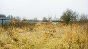 Участок с домиком в Волоколамске на Северном шоссе в 100 км. от МКАД, 999000 руб.