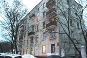 3-комн. квартира в фасадном сталинском доме около м. Рязанский .