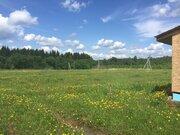 Участок рядом с городом возле леса, не далеко от водохранилища, 1290000 руб.