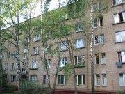 1 комн квартира метро Биберево.
