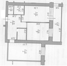 2-комн. квартира в новом доме в Дубне на бв, торг, возможна ипотека