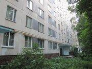 Продажа квартиры, м. Выхино, Ул. Вешняковская