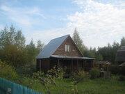 Кубинка. Дом из клееного бруса, гор/хол. вода, душ, ж/д станция, 1900000 руб.