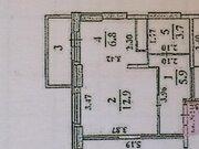 Щелково, 1-но комнатная квартира, Богородский микрорайон д.19, 2800000 руб.