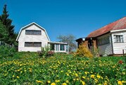 Жилой дом и баня на участке 13,78 соток в д. Акишево, 3225000 руб.