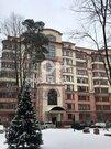 Продажа 3-комн.кв-ры МО, Одинцовский р-н, Николина гора, пос. Сосны, д