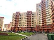 Двухкомнатная квартира без отделки 75,13 кв.м на ул. Гудкова