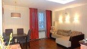 Квартира с дизайнерским ремонтом в Лефортово