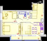 Продам 2 комн квартиру в г. Мытищи