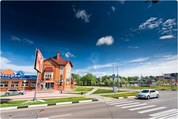 Продается 3 этажный дом , кирпич, участок 12 соток , г. Луховицы, 18500000 руб.