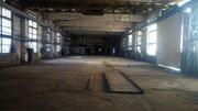 Отапливаемое помещение под склад, производство, 2400 руб.