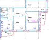 Пироговский, 3-х комнатная квартира, заречная д.5, 4995500 руб.