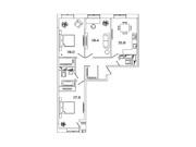 """Продается 3-к. квартира, 87,2 кв.м. в ЖК """"sreda"""""""