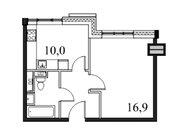 """Продается 1-к. квартира, 37,1 кв.м. в ЖК """"Парк Легенд"""""""