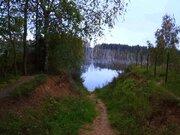 Участок 6 соток на берегу озера в охраняемом СНТ Горняк (около Сычево), 700000 руб.