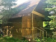 Дача с гостевым домиком на зеленом хвойномучастке, 1680000 руб.