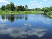 Участок у леса 10 соток, ИЖС, 38 км по Киевскому шоссе, 3525280 руб.