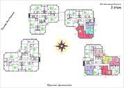 Москва, 3-х комнатная квартира, Бульвар Яна Райниса д.31, 26859000 руб.