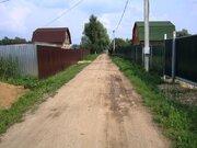 Участок 8 соток в СНТ «Тестильщик» в районе г.Дмитров., 550000 руб.