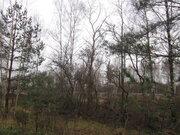 Продается лесной участок на западной стороне г. Пушкино, рядом Водопро, 2550000 руб.