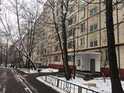 3-к кв. г. Москва, ул. Востряковский проезд, д. 11, корпус 1