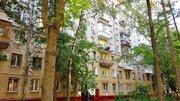 Продажа двухкомнатной квартиры, Мосфильмовская улица, 39к1