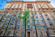 Трехкомнатная квартира на Кутузовском
