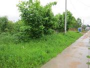 Продается земельный участок в черте г. Пушкино на берегу Учинского вод, 4220800 руб.