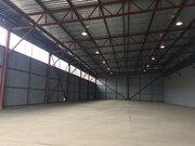 Аренда склада в Подольске, 500 м2, 2700 руб.