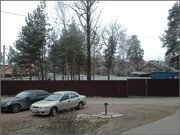 Земельный участок с выходом в сосновый лес в городе Павловский Посад, 650000 руб.
