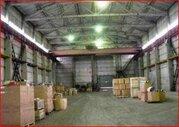 Теплый склад 8 800 м2 на 2,7 Га с кран-балкой и ж/д в Люберцах, 500000000 руб.