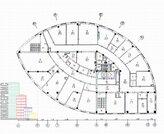 БЦ 3435 кв.м, офисы с отделкой, метро Калужская, Научный проезд 13, 14498 руб.