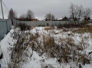 Участок 12 сот. - Можайск, улица Сибирский Бульвар., 1300000 руб.