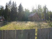 Красивый участок 10 соток у самого леса, магистральный газ, охрана., 1700000 руб.