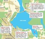 140 соток первая линия озера Сенеж, 38200000 руб.