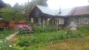 Дом с газом в центре Голицыно, 3500000 руб.